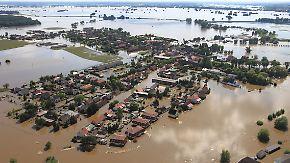 n-tv 2013: Rekordhochwasser flutet Deutschland, Papst tritt zurück