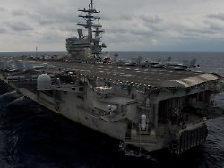 Elf Menschen an Bord: US-Jet stürzt bei Japan ins Meer
