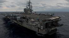 Elf Menschen an Bord: US-Flugzeug stürzt bei Japan ins Meer