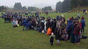 n-tv 2015: Flüchtlingskrise und Germanwingsabsturz