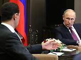"""Volkskongress für Syrien?: Putin fordert """"Zugeständnisse"""" von Assad"""