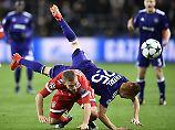 Arbeitssieg gegen Anderlecht: Bayern rumpeln zum Showdown gegen PSG