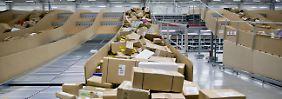 Hohes Sparpotenzial: Paketdienste im Test