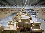 Hohes Sparpotential: Paketdienste im Test