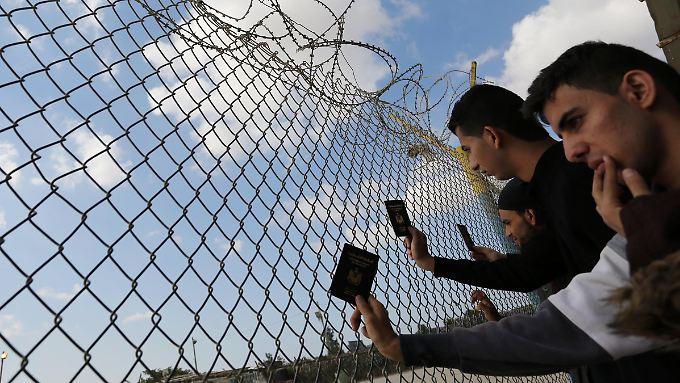 Die Bewohner des Gaza-Streifens hoffen nun auf eine Verbesserung ihrer Lebensumstände.