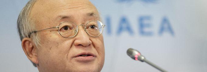 """Iran hält sich an Atom-Deal"": IAEA-Chef widerspricht Trump"