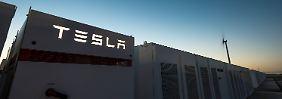 Tesla-Chef spart 50 Millionen: Musk gewinnt Wette um weltgrößten Akku