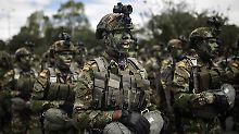 Der Tag: Kolumbien: Militär tötet mächtigen Drogenboss