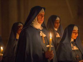 Nur eine von vielen Rollen: Hugh Grant im Nonnenkostüm.