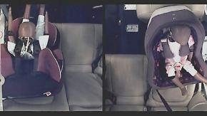 Sicherheit im Auto: Was Kindersitzhersteller von den Schweden lernen können