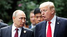 """Luke Harding über Trump: """"Im Weißen Haus herrscht Angst"""""""