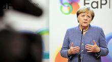 """""""Bin voll handlungsfähig"""": Merkel beschwichtigt besorgte EU-Partner"""