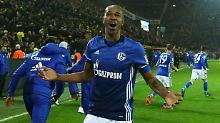 BVB führt 4:0 - aber dann ...: Schalkes Naldo macht den Wahnsinn perfekt