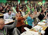 """""""Bleiben gesprächsbereit"""": Grüne sind offen für Minderheitsregierung"""