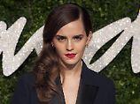 Nach zwei Jahren Beziehung: Emma Watson ist wieder Single