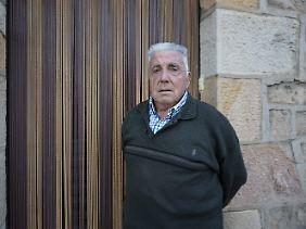 Vicente Nieto gehört zu den Menschen, die umgesiedelt wurden.