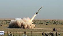 Europa bald in Reichweite?: Iran droht mit Langstreckenraketen
