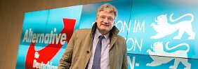 Jörg Meuthen ist derzeit alleiniger AfD-Chef.