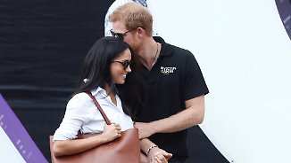 Promi-News des Tages: Prinz Harry stellt Frage aller Fragen