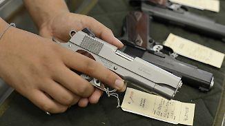 Ängste schüren, Klischees bedienen: Waffenlobby hat USA fest im Griff