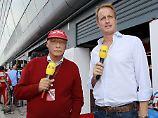 Der Sport-Tag: Lauda überrascht alle: Formel-1-Experte verkündet Abschied