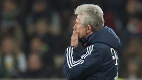 """Philipp Köster analysiert den Spieltag: Bei Jupp Heynckes und dem FCB """"ist der Lack ab"""""""