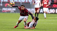 Der Sport-Tag: Katastrophen-Saison: AC Mailand schmeißt den Trainer raus