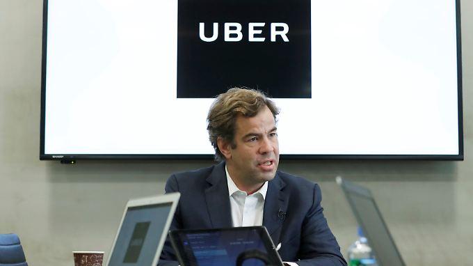 Uber-Geschäftsführer Joni Greifmann argumentierte vergeblich für einen Verbleib von Uber in Israel.