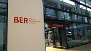 Auf dem Pannenflughafen: BER - der Airport, der immer noch nicht geöffnet ist