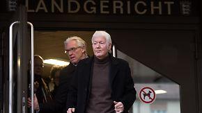 Haftstrafen für die Kinder: Gericht verurteilt Anton Schlecker