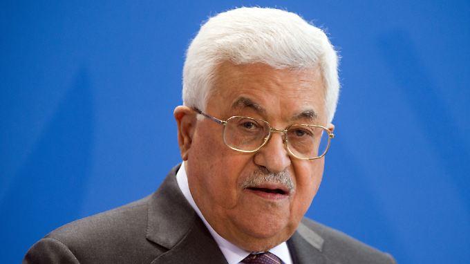 Palästinenserpräsident Mahmud Abbas soll bis Freitag die vollständige Verwaltung des Gazastreifens übernehmen.