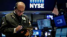 Optimismus verpufft: Dow Jones kommt nicht vom Fleck