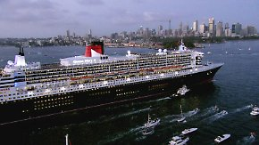 n-tv Dokumentation: Luxusliner der Superlative - Die Queen Mary II