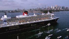 n-tv Dokumentation: Luxusliner der Superlative - Die Queen Mary II