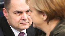 Glyphosat oder GroKo?: Schmidts Solo schadet Merkel