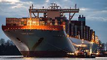 Trotz Trump kein Zoll-Revival: WTO gibt Entwarnung für Welthandel