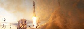 Kontakt zum Satelliten verloren: Pannenserie beim Kosmodrom hält an