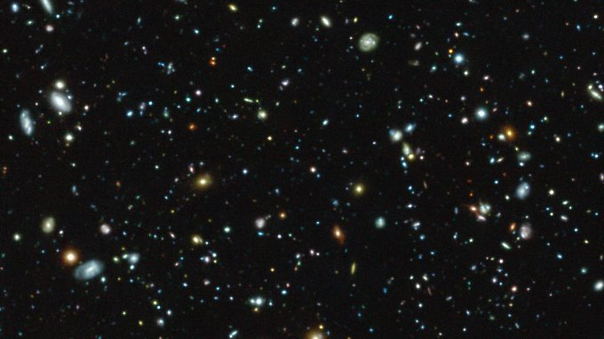 Bekannte Galaxien