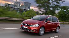 Mehr Van als Sport: VW verpasst Golf Sportvan ein Facelift