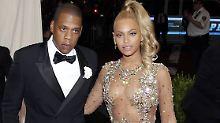 """""""Und deshalb geht man"""": Jay-Z hat Beyoncé betrogen"""