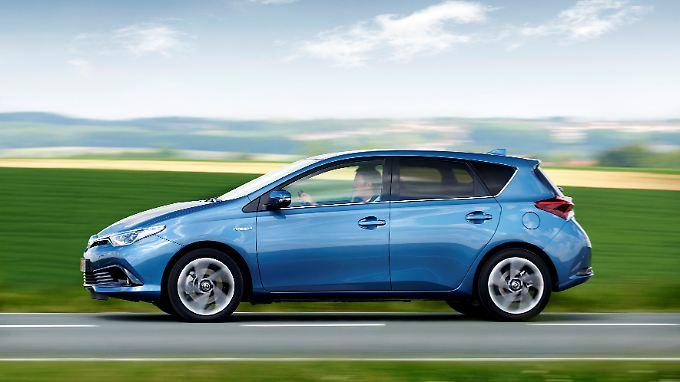Seit Ende 2012 ist der Toyota Auris in Deutschland auf dem Markt.
