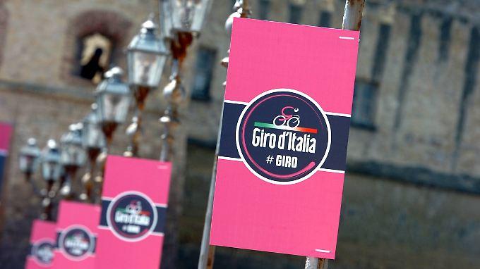 Giro d'Italia 2018 soll am 4.Mai in Jerusalem starten.