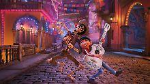 "Liebesgrüße an Mexiko: Pixars ""Coco"" rührt zu Tränen"