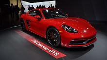 Der Porsche 718 Cayman GTS ist eine Spaßmaschine für Kurvenfetischisten.