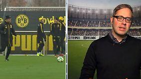 """Philipp Köster über den 14. Spieltag: """"Beim BVB gibt es eine personelle Überraschung"""""""
