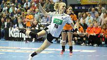 Wenn nicht jetzt, wann dann?: Handball-Frauen starten Mission Heim-WM
