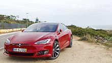 """Wie teuer ist Teslas Basisversion des """"Model S"""" wirklich?"""