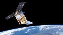 Neue Dimension der Datenqualität: Umweltsatellit visualisiert Luftverschmutzung
