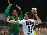 WM-Aus für Naidzinavicius: DHB-Frauen feiern WM-Auftaktsieg