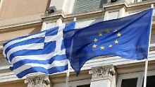 Einigung mit Geldgebern: Athen kann mit weiterer Hilfszahlung rechnen